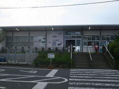 16:30 本日37km(トータル993km)  高浜駅前を通過。 大洗を出発して2時間で37km。順調に進みます。