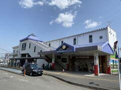 東武東上線に乗って武蔵嵐山駅までやってきました。 駅に置いてあった観光ガイドに紹介されていた嵐山渓谷を歩くコースに従っていくことにします。