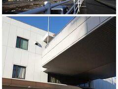 JR身延線富士宮駅です。 駅前のバスターミナルでトイレ休憩しました。