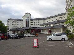 秋保グランドホテル(本館の外観)
