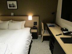 ベストウエスタンホテルフィーノ東京秋葉原 Wルーム 8,262円/2泊2人 少し広めの綺麗な部屋です。ここで2泊。明日はPCR検査に行きます。