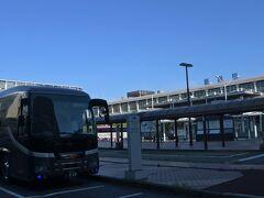 11日早朝新潟駅に到着。 絶好の天候です。