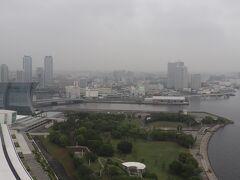 翌朝、7時10分起床。 臨港パークとカハラ横浜。