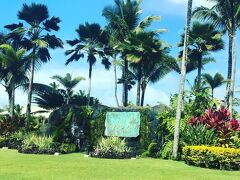 15:00  Aqua Kauai Beach Resort アクア・カウアイ・ビーチ・リゾートに到着。 空港から近く、ビーチもある好立地のリゾート◎