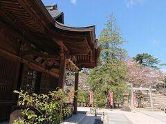 松江神社があります。