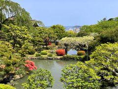 約10年ぶりの「鹽竈神社」。緑や海の美しさは、10年前と変わりませんねえ。