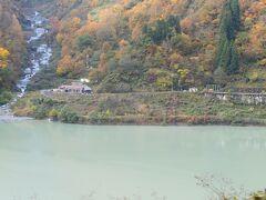 宇奈月温泉の一番奥にある日帰りの湯である『とちの湯』です。