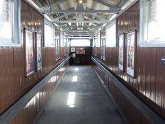 下今市駅旧跨線橋