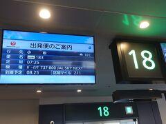 羽田空港発 7時25分  JL183便 小松空港着 8時25分  とりあえず初日の前半と3日目の前半は屋外だから予定通りで大丈夫なはず、、、と思っていますが、ラウンジで調べた感じではそこまでは調べられず現地に行くまではどうなのかは不明。  自分の人生の生き方は行き当たりばったりなくせに、旅行は計画通りが好きな私にとってはハラハラドキドキが続く試練の旅となりました。