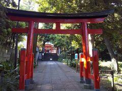 次に自由が丘の熊野神社に行きました。 鎌倉時代には鎮座していたと言われてるようです。 普段は子供達が遊んでいたり憩いの場にもなっています。