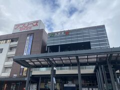 2日目 弘前駅到着