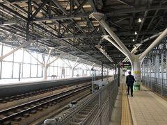 12時半、富山駅着。