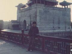 文昌閣は城門付の建築で、道教ではそれを功名俸給の神様として奉られています。