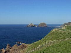 北鵜島界隈の海岸は海中公園にもなっているようです。