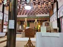 夫婦大国社です。 日本で唯一のご夫婦の大國様をお祀りしているそうです。 夫婦円満、縁結びなどのご利益があるそうです。