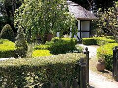 次は『国際庭園 』です。  こちらはイギリス風のお庭です。