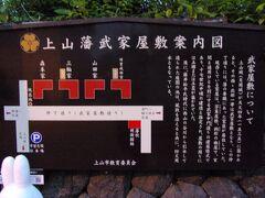 現存しているこの4件中、2件が一般公開されているようです。 上山藩に仕える武家が住んでいた家だそうです。