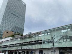 今回は久しぶりにバスでの移動です。 バスタ新宿にやってきました。