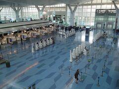 翌朝、久しぶりに第3ターミナルへ来たので少し散策してみます。