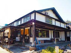 お昼は岩木山神社の一の鳥居横にあったお蕎麦屋さんで食べました