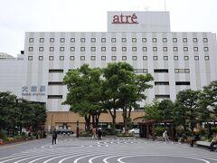 東京都大田区のJR京浜東北線の大森駅