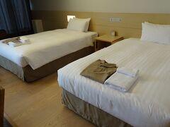 JRホテル屋久島、2泊目 室内清掃は依頼しましたが、シーツ交換は不要と依頼しました