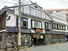 河太郎 中洲本店 中州にある老舗料理屋さん。 夕食で伺いました。