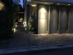 leffervescence ミシュラン三つ星レストラン   どうしてもkiki様と一緒に行きたかったお店です。