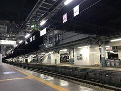 松本駅のホームにて。  同級会は定期的に行われているので 最後の同窓会は他のクラスの人達と もっと話がしたかった…時は戻りませんが…。