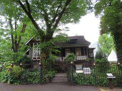 東京都公園資料館 (旧日比谷公園事務所)
