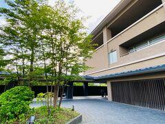 16時頃、箱根翡翠に到着。