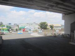 以前はJRの社宅があった場所ですが、現在はスポル品川大井町や