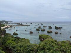 西平安名崎より景観が美しいと感じました。