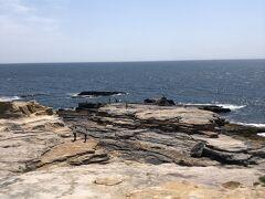 千畳敷はその名のとおり広い岩畳を思わせる大岩盤!