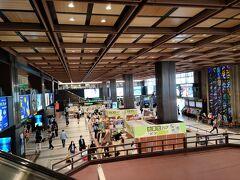 仙台駅3Fの新幹線改札をでると、2Fでは北東北展が開催されていました。イベント的なものが開催されているのは、宮城は先行して対策を打ち感染者が比較的抑えられているからでしょうか。
