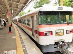 東武日光駅に到着、ここから無料の送迎バスに乗って宿を目指します。金谷ホテルベーカリーのあたりでバスは待っていました。バスの乗客は私たち以外、海外の方が1組と、男性1名でした。