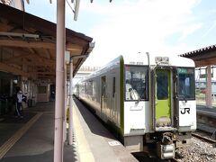 ★10:40 群馬藤岡駅で下車。