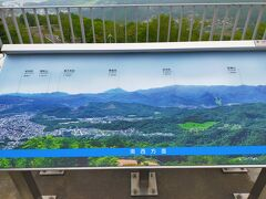 反対側には、晴れていると恵庭岳など周辺の山々が見える。