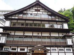 <古勢起屋別館> 大正浪漫感じる廊下など雰囲気のある旅館。 一人旅ではハードル高い・・・