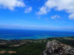 こんな景色見れるなら登る価値アリですね。(≧▽≦)