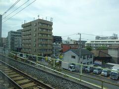 定刻8時、上野駅を出発。 最初のうちは、台東区、荒川区、足立区、葛飾区と、東京の下町を比較的ゆっくり走る。