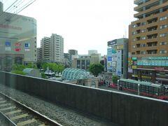 亀有駅付近。