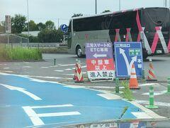 三芳サービスに帰ってきました。  暑くもなく、快適にできたドライブでした。  次回は6/22からの草津温泉です。