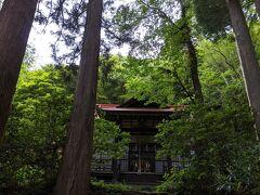 天照山神社です。