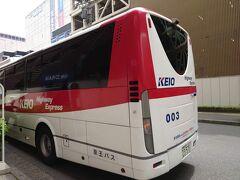 ★11:50 宣言期間中の為交通量も少なく、松本界隈の運行はスムーズ。12時前に松本BTに到着しました。