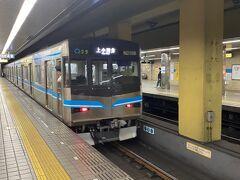 そこから鶴舞線で上前津駅へ、