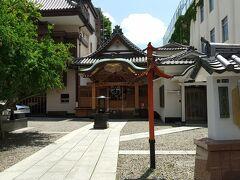 入谷鬼子母神の真源寺(しんげんじ)へお参りしました。