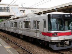 3000系で信州中野駅に移動しました。