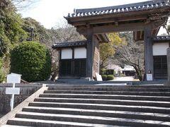 次に参りましたのは、繁多寺。