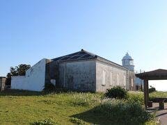 樫野埼灯台。